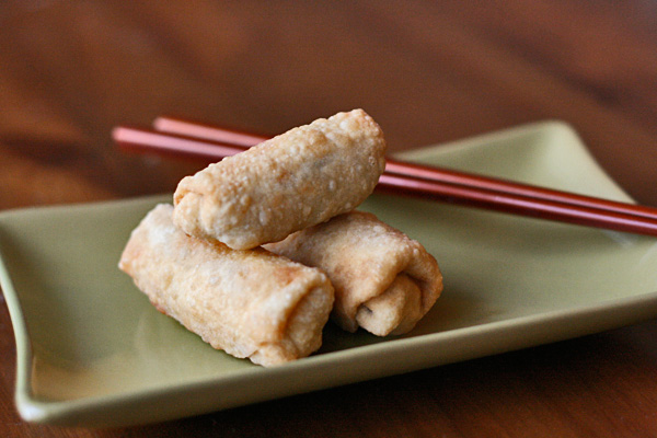 Eggrolls - Homemade eggrolls are easier to make than you'd think. Here's how to make them, from the wrappers to the filling to frying!