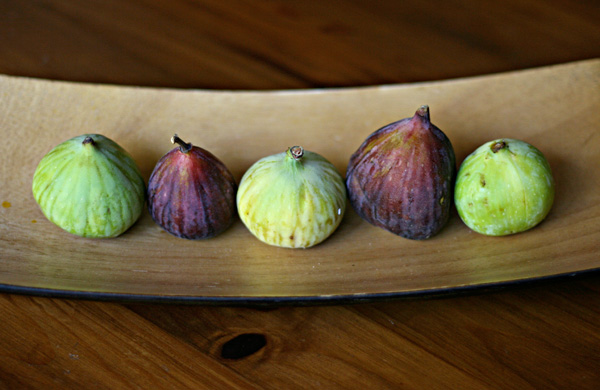 Fig Pizza - Figs