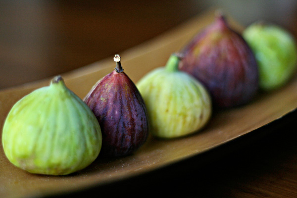Fig Pizza - Fig Pizza - Figs contain tons of fiber and are a good source of potassium.