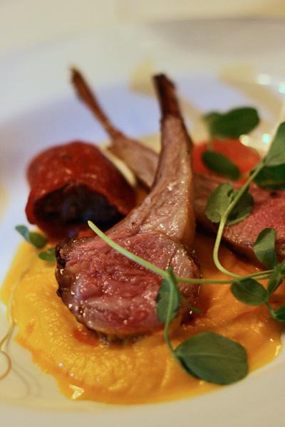 Roasted Lamb Chop at FINO