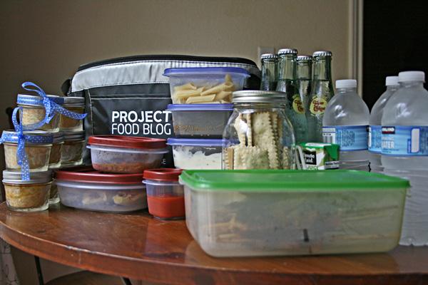 Project Food Blog Cooler