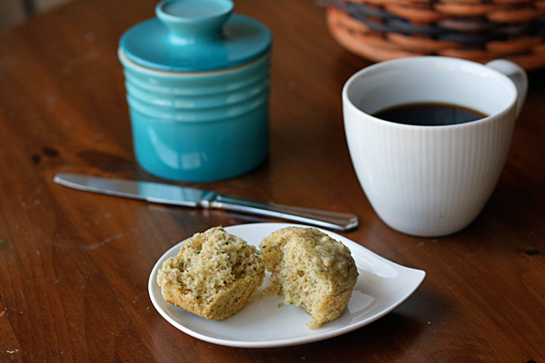 Savory Muffins - These savory muffins are great with at any time of day.