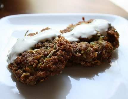 Summer Vegetable Latkes