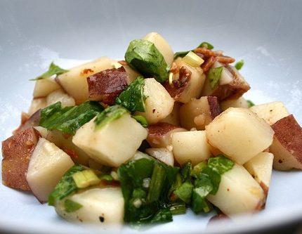 Arugula Potato Salad