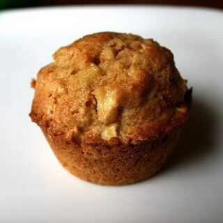 Maple Apple Muffins pic on Stetted