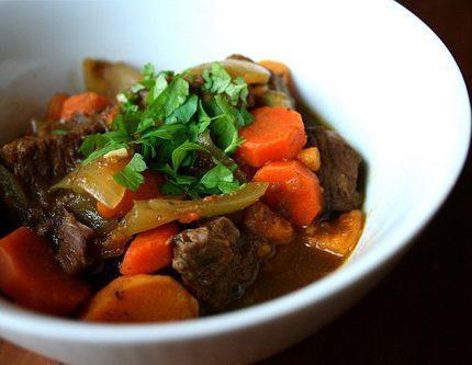 Sweet Beef Stew