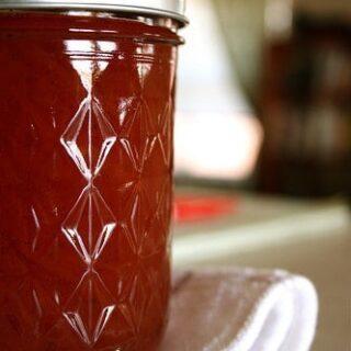 Vanilla Grapefruit Marmalade.