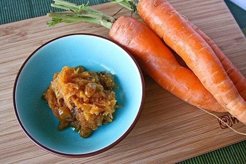 Carrot Chutney