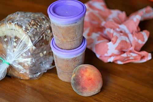 Peach Pie Jam