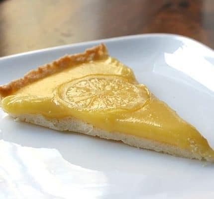 Joan Nathan's Tarte Au Citron