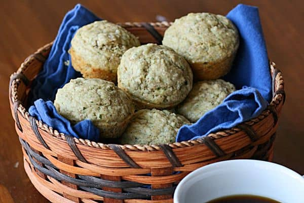 Savory Ranch Muffins on Stetted