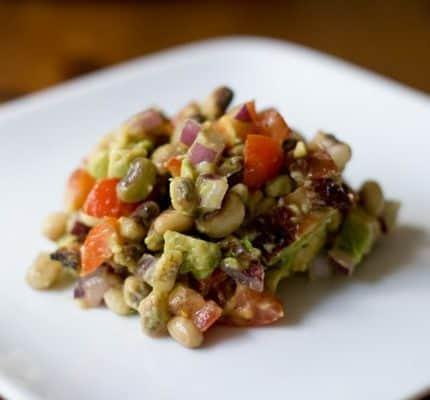 Cowpea Salad