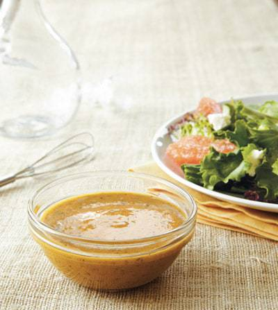 Shallot & Grapefruit Dressing