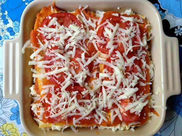 Pasta-Free Summer Lasagna