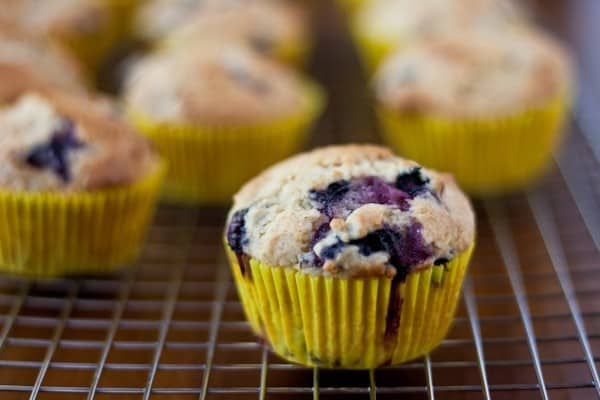 Blueberry Lime Muffins are the kind of dish you'll come back to again and again.