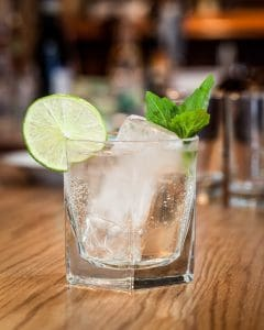 Nonalcoholic Sips - Having a festive time doesn't have to include alcohol - try these sober sippers and keep yourself safe on the road.