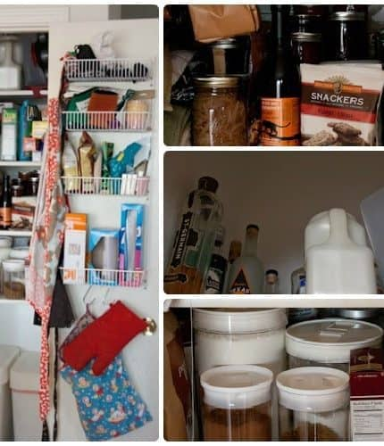 A Simple Pantry Remodel