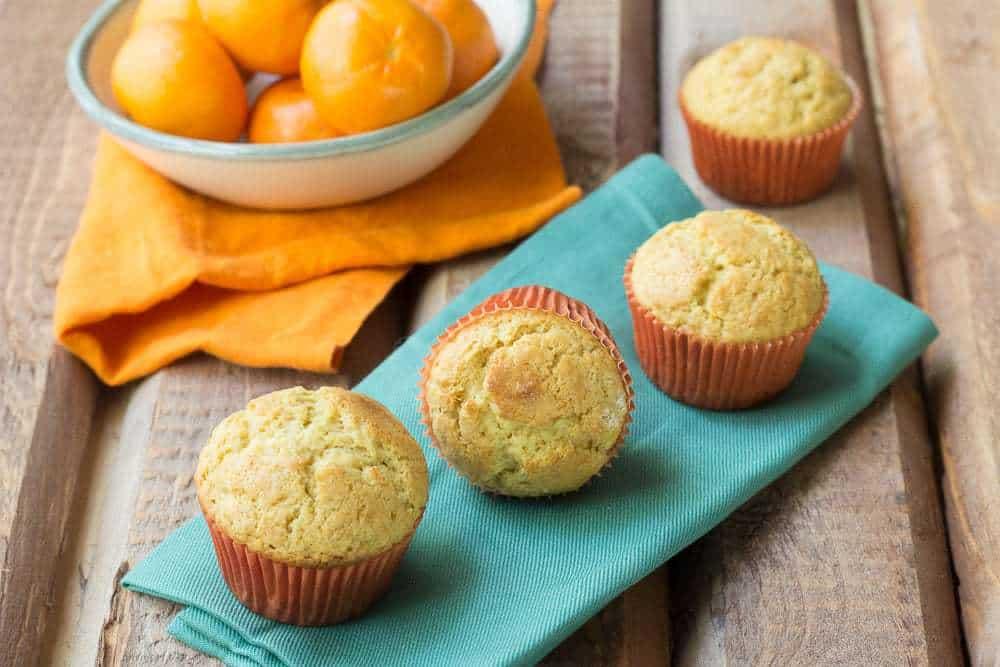 Clementine Muffins