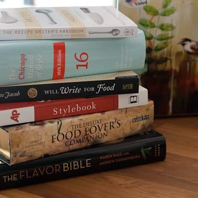 Friday Finds: Essential Books for Food Bloggers