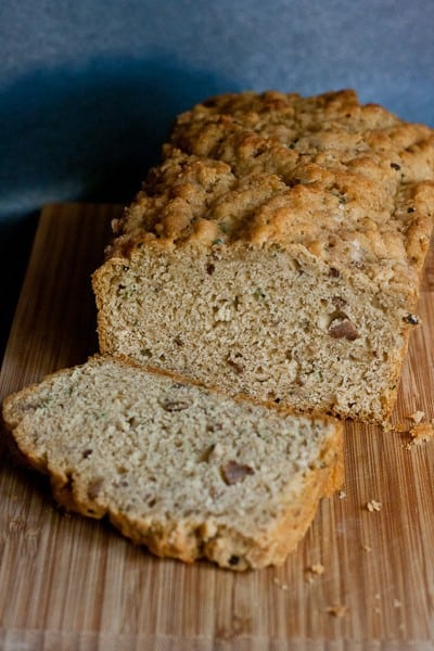 Loaded Beer Bread