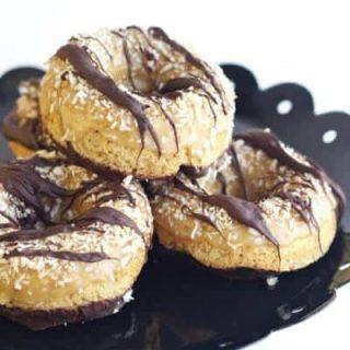 Baked Samoa Donut