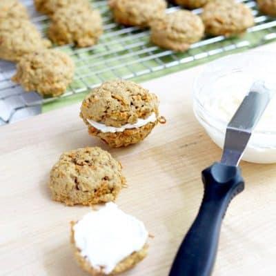Double-Stuffed Oatmeal Cookies