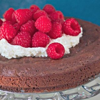 Kladdkaka - Swedish Chocolate Cake