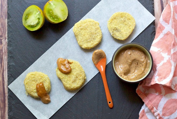 Fried green tomatoes are a quintessential Southern summer staple.