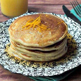 Mascarpone Pancakes image