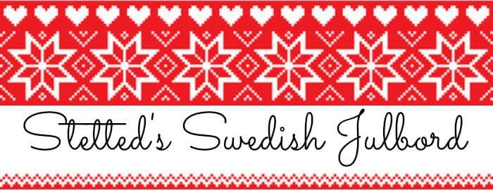 Stetted's Swedish Julbord