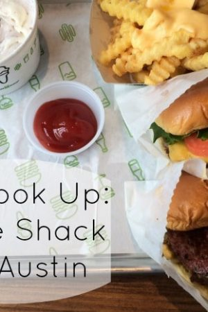 All Shook Up: Shake Shack Hits Austin