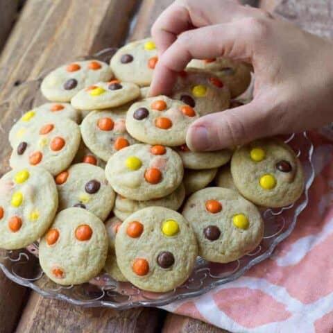 Mini Reese's Cookie Bites