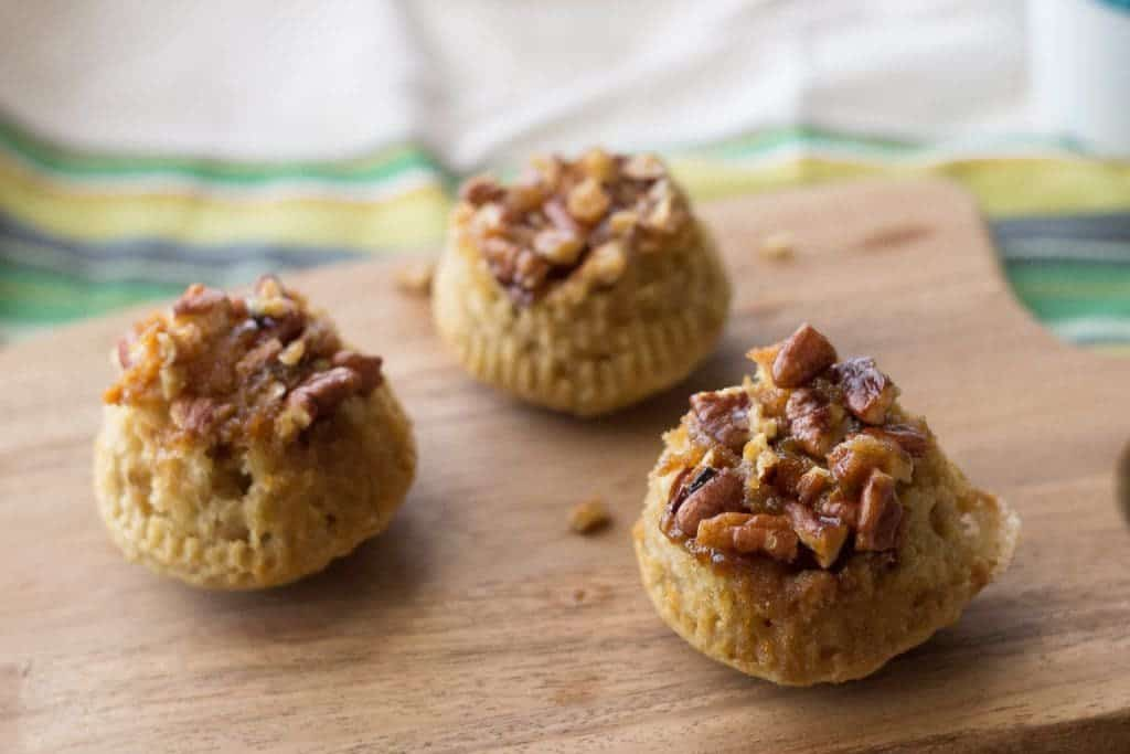 Sticky Bun Muffins have the flavor of your favorite pastry, without all the work.