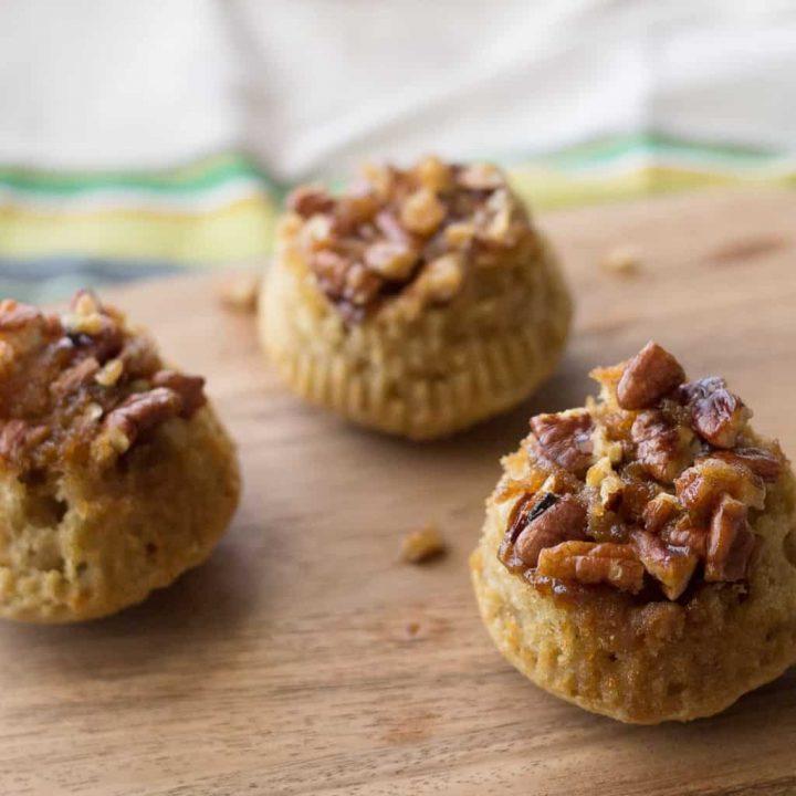 Sticky Bun Muffins