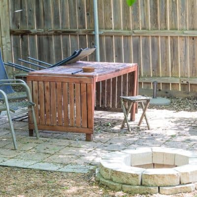 At Home with At Home: Getting Ready For a Patio Overhaul