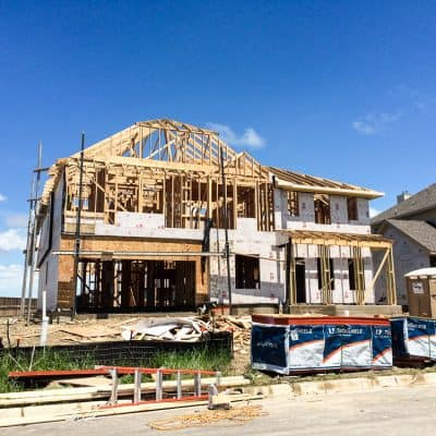 Building a New Home, Part 2: Framing