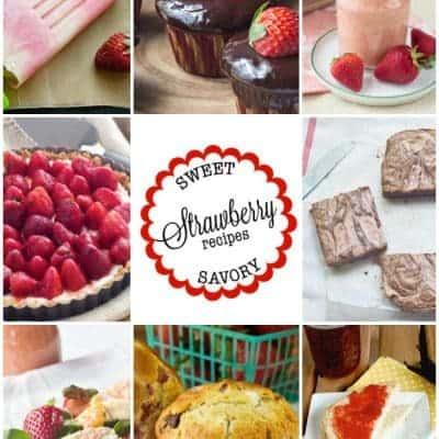 14 Ways to Savor Strawberries