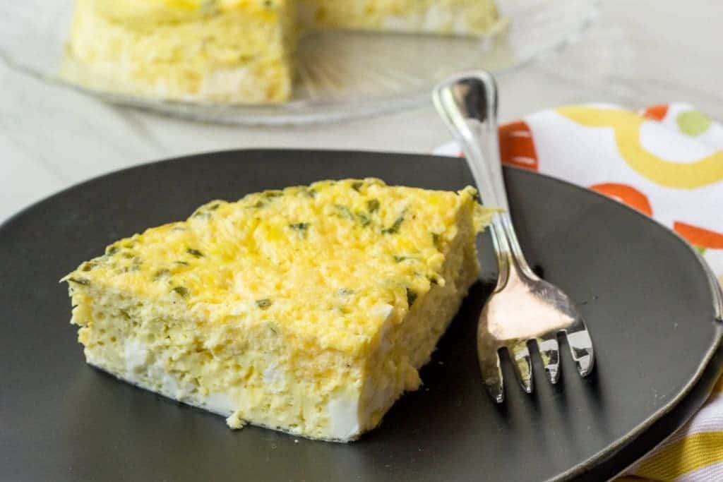 Pressure cooker quiche is a simple breakfast. It can be customized however you like!