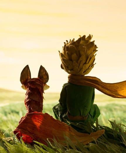 Life Lessons from The Little Prince #streamteam