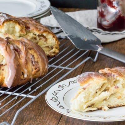 Cranberry Breakfast Bread