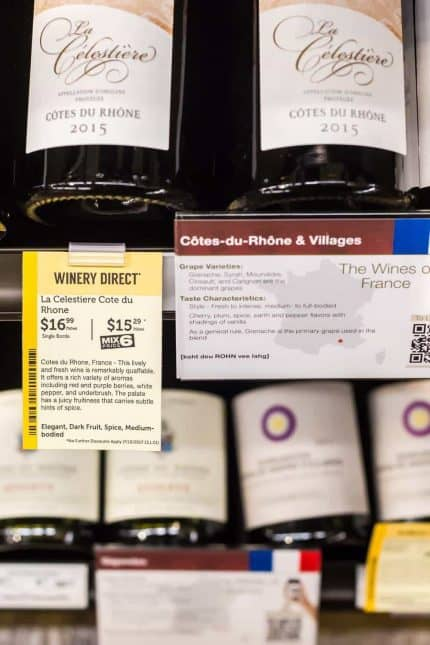 Total Wine & More gives you all the information you need to make smart decisions about wine buying.