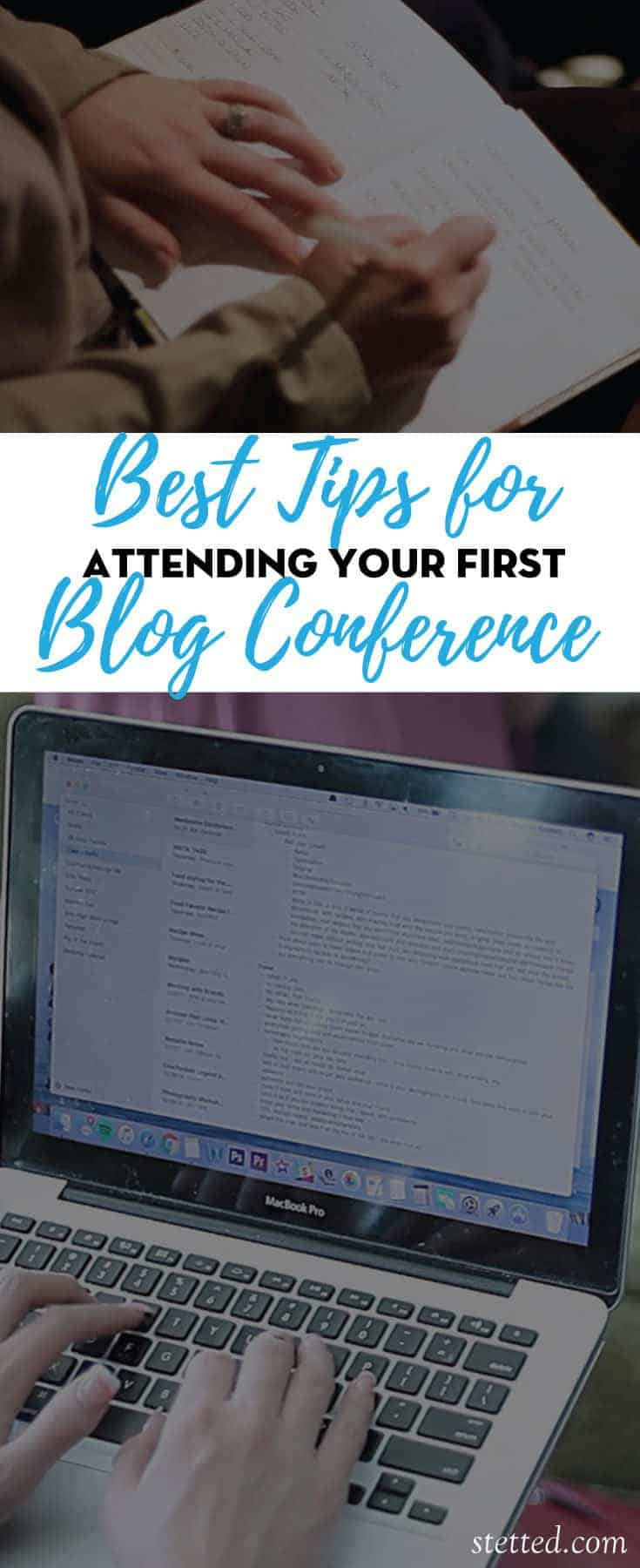 Best Tips for Attending Your First Blog Conference