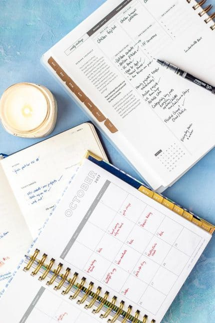 How to Choose a Day Planner