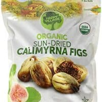 Happy Village Organic Sun-Dried Smyrna Figs