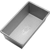 USA Pan Bakeware Loaf Pan 8.5 x 4.5 x 3-Inch